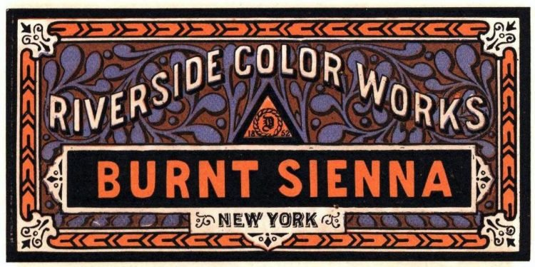 antique victorian labels signs paint 1870 1880 (11)