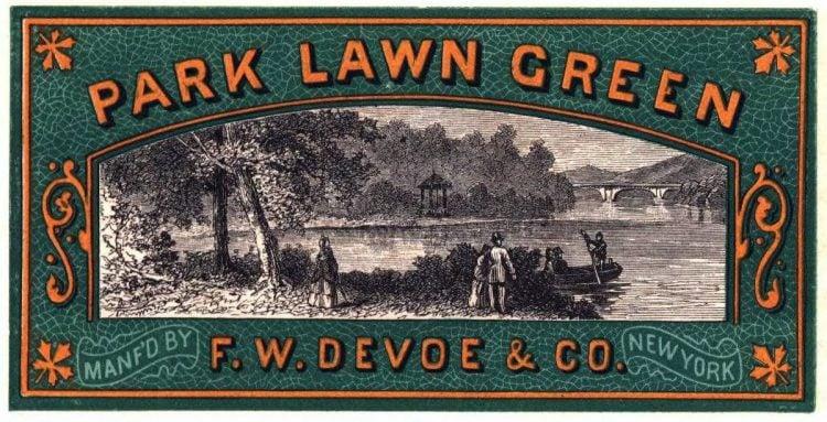 antique victorian labels signs paint 1870 1880 (14)