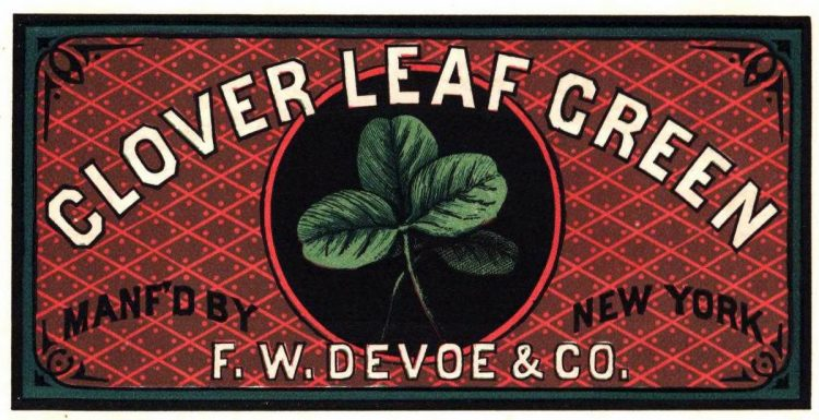 antique victorian labels signs paint 1870 1880 (15)