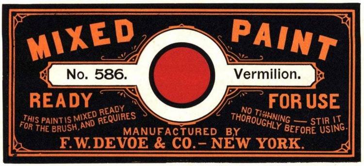 antique victorian labels signs paint 1870 1880 (16)