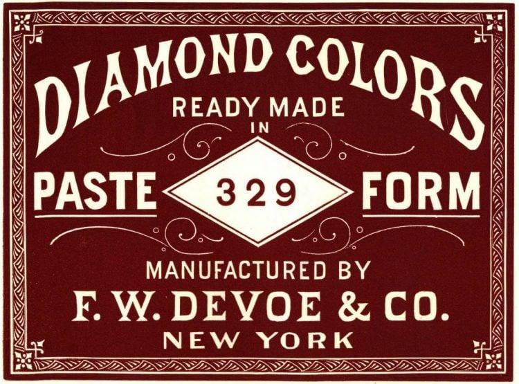 antique victorian labels signs paint 1870 1880 (17)