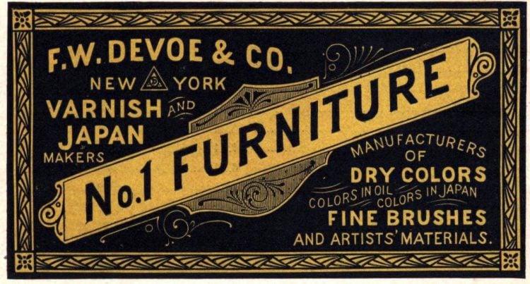 antique victorian labels signs paint 1870 1880 (19)