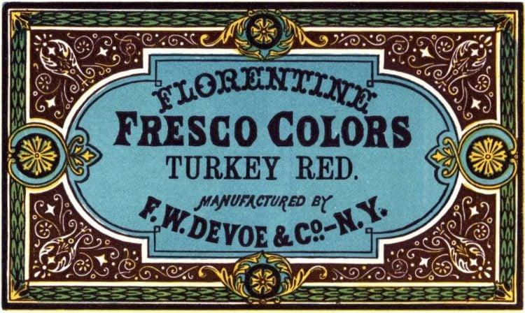 antique victorian labels signs paint 1870 1880 (20)
