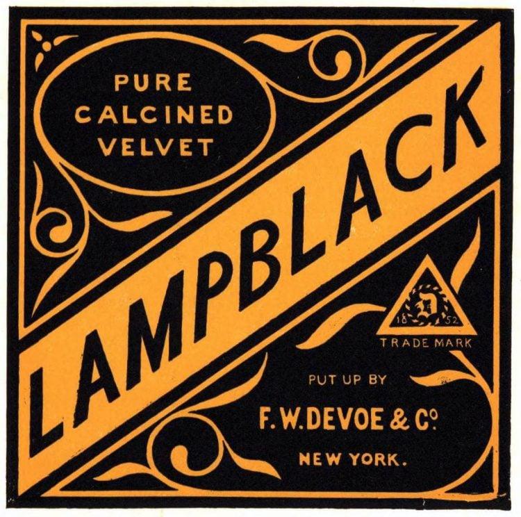 antique victorian labels signs paint 1870 1880 (7)