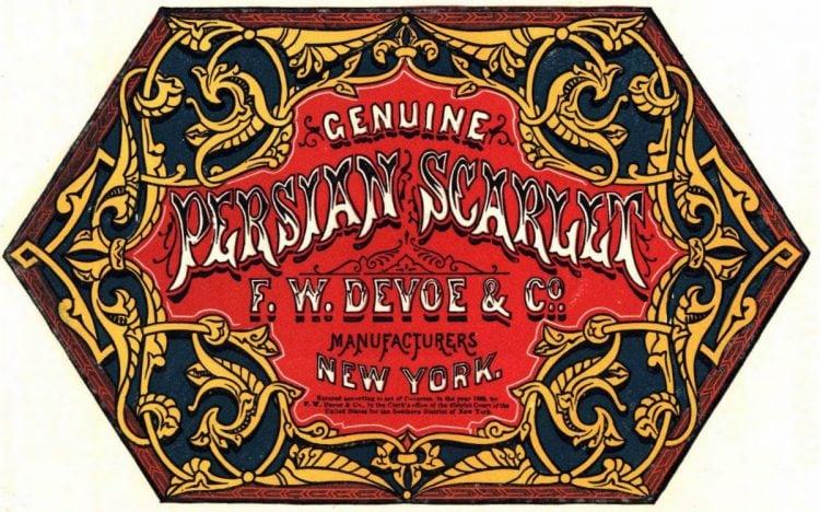 antique victorian labels signs paint 1870 1880 (8)