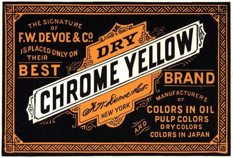 antique victorian labels signs paint 1870 1880 (9)