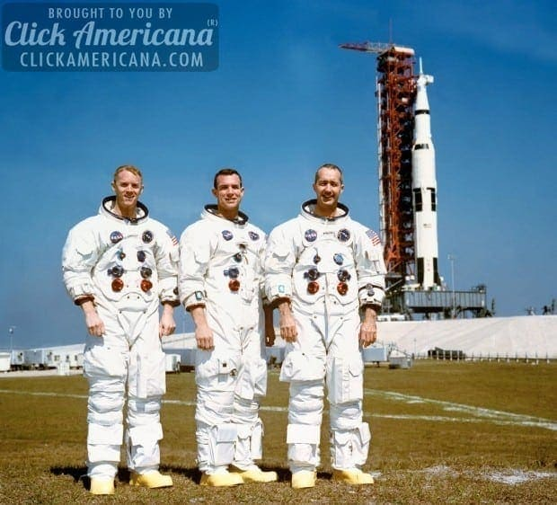 apollo 2 crew - photo #22