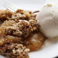 Apple pie dump cake recipe