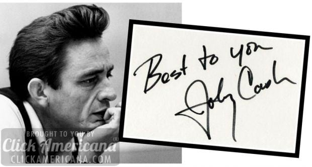 autograph-johnny-cash