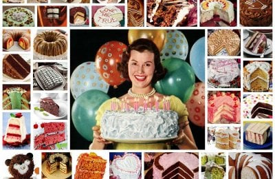 Sweet! More than 100 classic cake recipes for every occasion