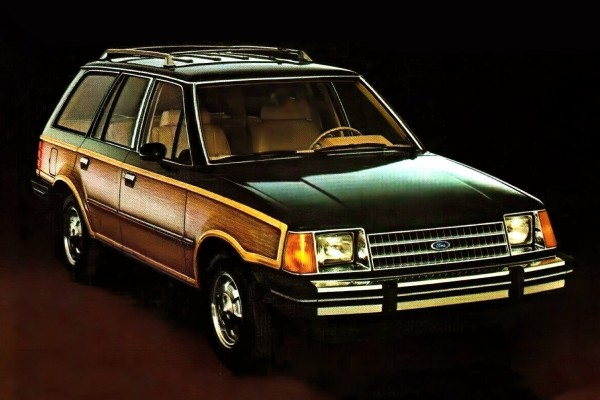 1980s Ford Escort Wagons were the best-selling wagons in the America for years