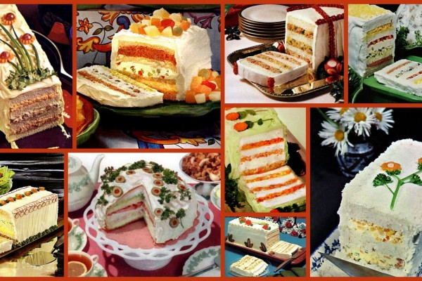20 frosted party sandwich loaf recipes to make… or avoid