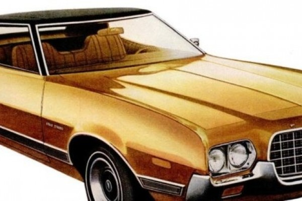 The '73 Ford Torino: More car than you expected (1972)