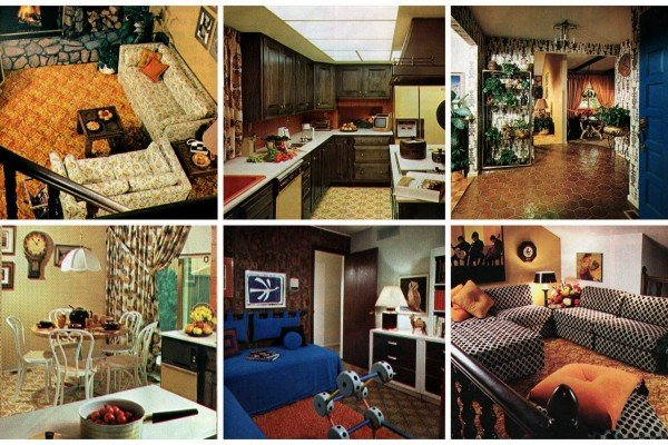 A '70s designer dream house: The American Home of 1974