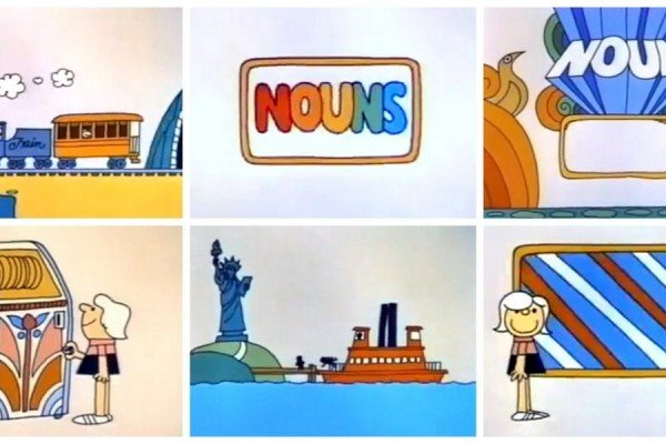 Schoolhouse Rock: A Noun Is a Person, Place or Thing (1973)