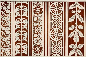 40 classic vintage stencil designs you can download & use