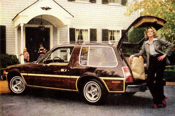 AMC Pacer Wagons from the '70s: The compact hatchback with a unique design