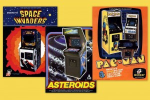 After arcade video games like Pac Man & Space Invaders hit the scene in the '80s, weekends were never the same again