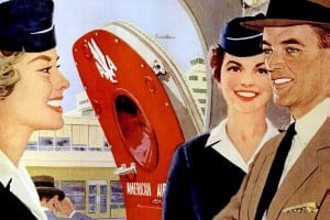 Pretty, thin, young and single? Check out these sexist stewardess job requirements of the '50s & '60s