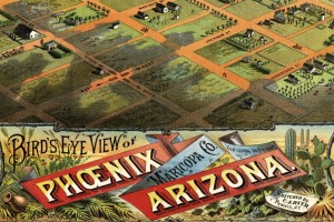 Old Phoenix, Arizona: See how the city's changed over the years since the 1880s