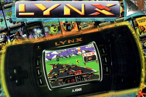 Remember the Atari Lynx & Lynx II portable video game systems?