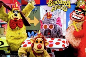 The Banana Splits intro, theme song, lyrics & more about this trippy retro kids' show (1968-1970)
