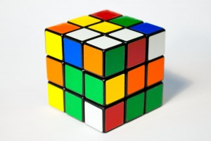 How the Rubik's Cube puzzle toy became a worldwide sensation