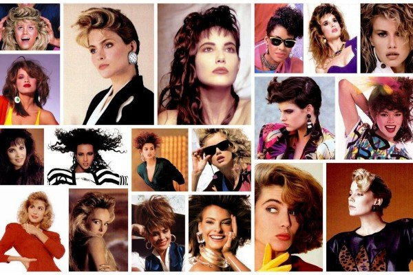 Hairspray from the '80s: The key to that retro big hair look