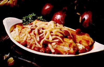 Chili manicotti (1975)