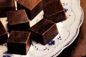 Chocolate Knox Blox: Get the retro recipe for these gelatin dessert squares