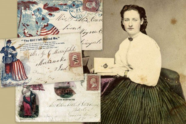 Civil War soldiers wanted love letters