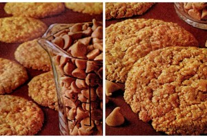 Classic cookie recipes: Butterscotch oaties & chewy butterscotch oat squares (1968)