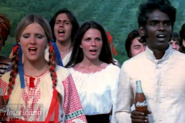 'I'd like to buy the world a Coke' TV commercial (1971)