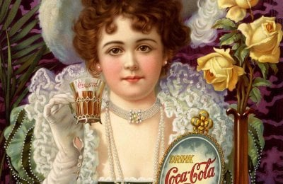 Cocaine-laced Coca-Cola introduced (1886)
