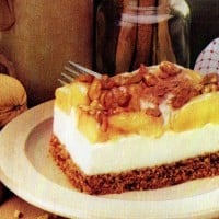 Creamy Dutch Apple dessert recipe (1979)