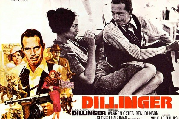 Michelle Phillips talked about Mamas & Papas and her movie, Dillinger (1973)