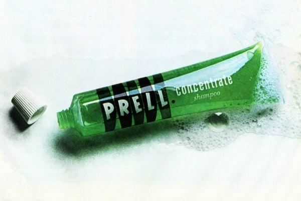 Do you remember bright green Prell shampoo