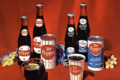 Dr Pepper How the famous soft drink made a name for itself