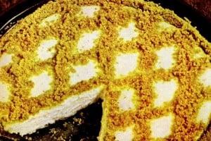 Easy lemon cheesecake pie: Retro recipes from the '50s & '70s