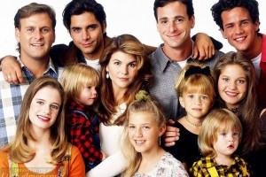 Full House ends its iconic run on ABC TV (1987-1995)