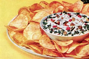 Gala pimiento-nut dip from the 1960s