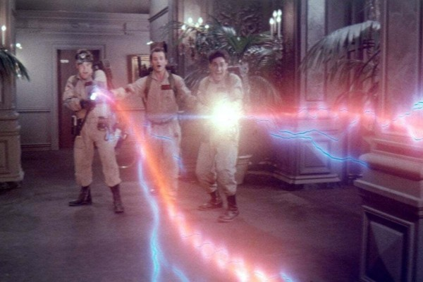 The original Ghostbusters: A blockbuster movie that's not a bust (1984)