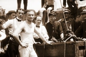 Harry Houdini's underwater box escape: See how he did his famous trick