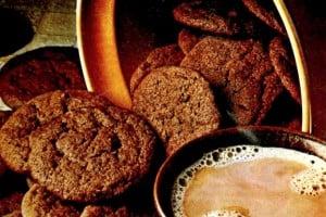 Hershey's chewy chocolate cookies (1983)