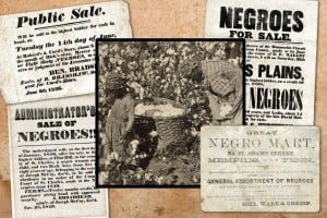 America's history of slavery: See some of the terrible old ads actually offering people for sale