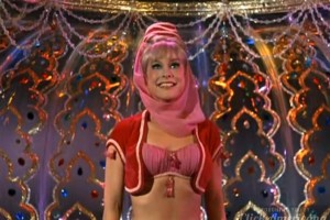 The 'I Dream of Jeannie' bottle: TV magic with props, sets & special effects