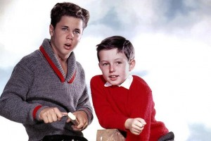 Jerry Mathers & Tony Dow: See what Beaver & Wally look like all grown up!