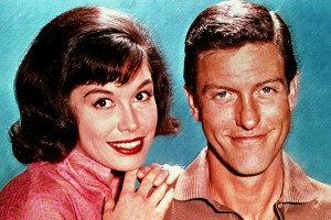 About The Dick Van Dyke Show, the comedy TV series from the '60s – plus see the opening credits