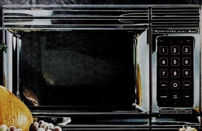 Tips for using a microwave oven: How-to advice from the '70s when it was the super-hot new appliance