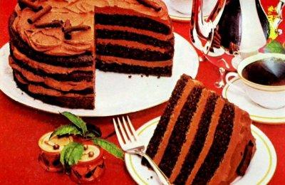 Mocha magic torte (1982)